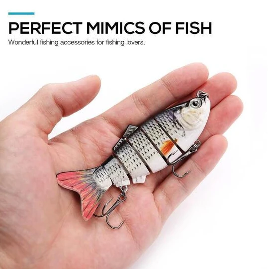 Bionic Mini 2 Inch Minnow Swim Bait - Suitable For All Kinds Of Fish
