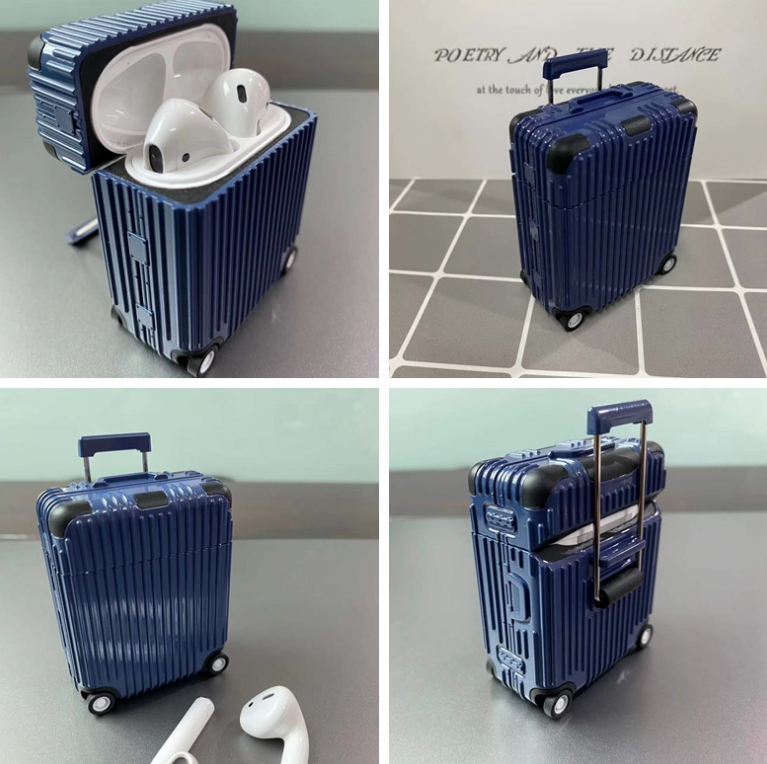 Air pods Protective Case (Travel case shape)
