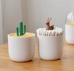 Creative Portable Toothpick Cotton Swab Box