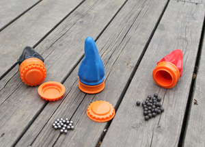 Pocket Slingshot Cup (Free 100 Mud Bullets)