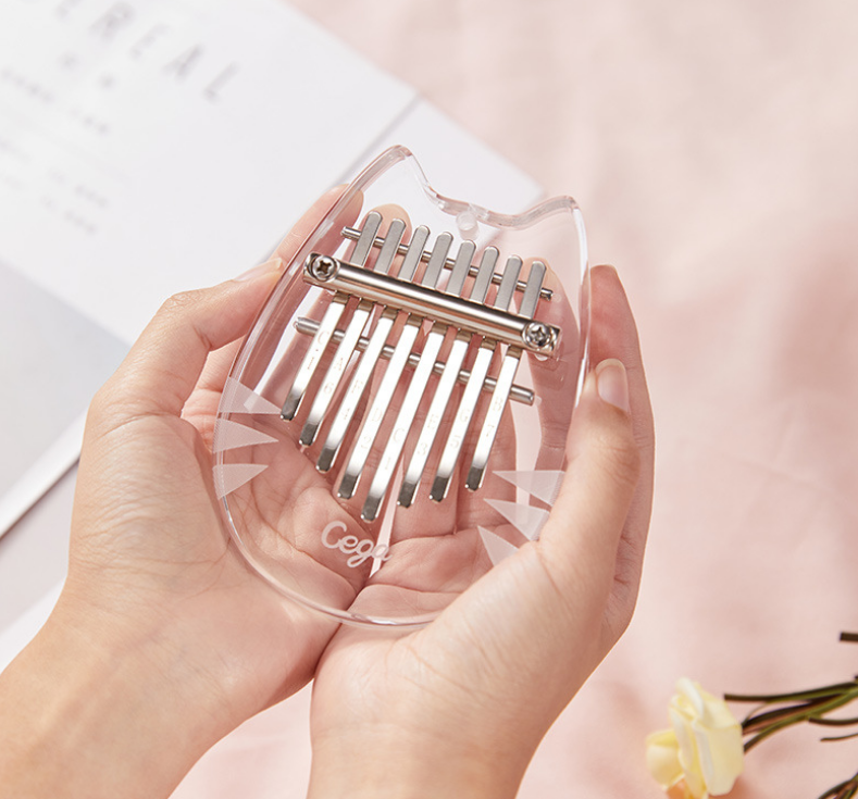 Mini thumb piano(Crystal version debut)