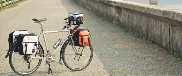 Beginner's Guide to Cycling Luggage