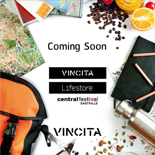 Come and meet us at Vincita Lifestore booth at Central Festival Eastville