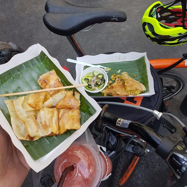 Vincita Cycling Guide: Bangkok - Ride for Foodies