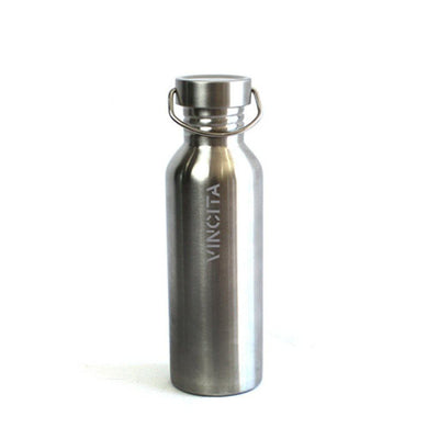 Vincita Co., Ltd. Accessories A040 & A041 Stainless Steel Bottle