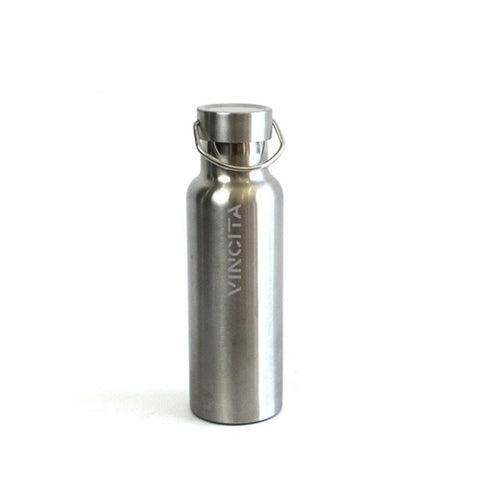 Vincita Co., Ltd. Accessories A050 & A051 Insulated Stainless Steel Bottle
