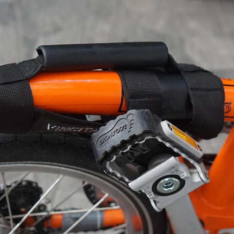 Vincita Co., Ltd. A132B Hand grip for brompton