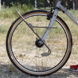 "Vincita Co., Ltd. Accessories A511 Vuelta Wheelset 26"" Dynamo Wheelset"