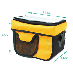 Vincita Co., Ltd. bicycle bag B010WP-A Waterproof Handlebar Bag