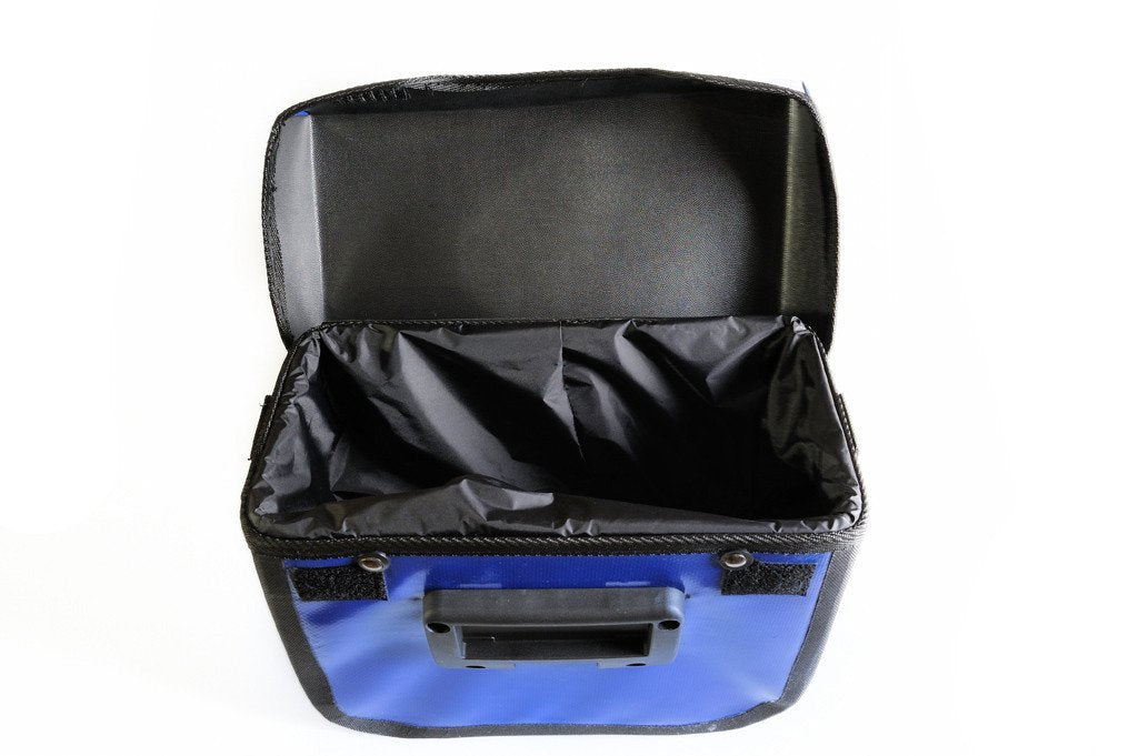 Vincita Co., Ltd. bicycle bag B010WP-AK Waterproof Handlebar Bag with KlickFix Adapter for Brompton