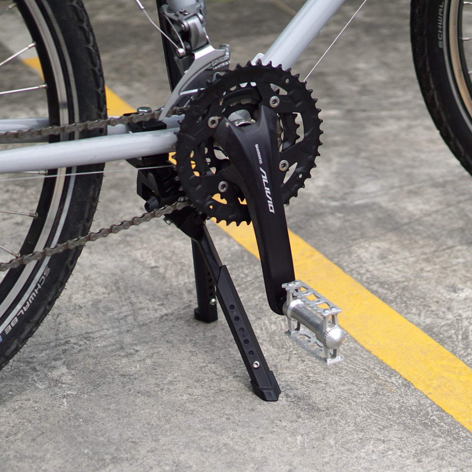 VINCITA CO.,LTD. Accessories B012A Double Leg Side Folding Kickstand