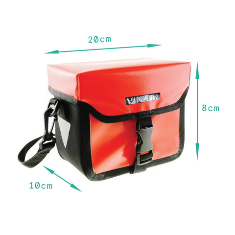 Vincita Co., Ltd. bicycle bag B017WP-A Handlebar Bag Waterproof