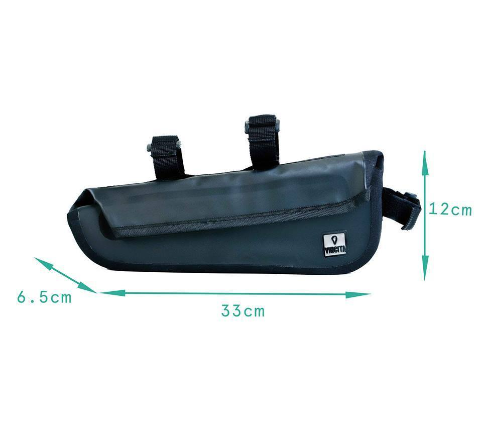 Vincita Co., Ltd. Accessories B023WP Waterproof Frame Bag
