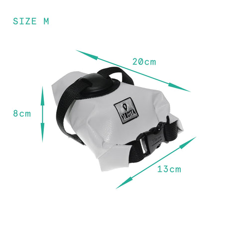 Vincita Co., Ltd. bicycle bag B030WP Stash Pack Waterproof Under Saddle