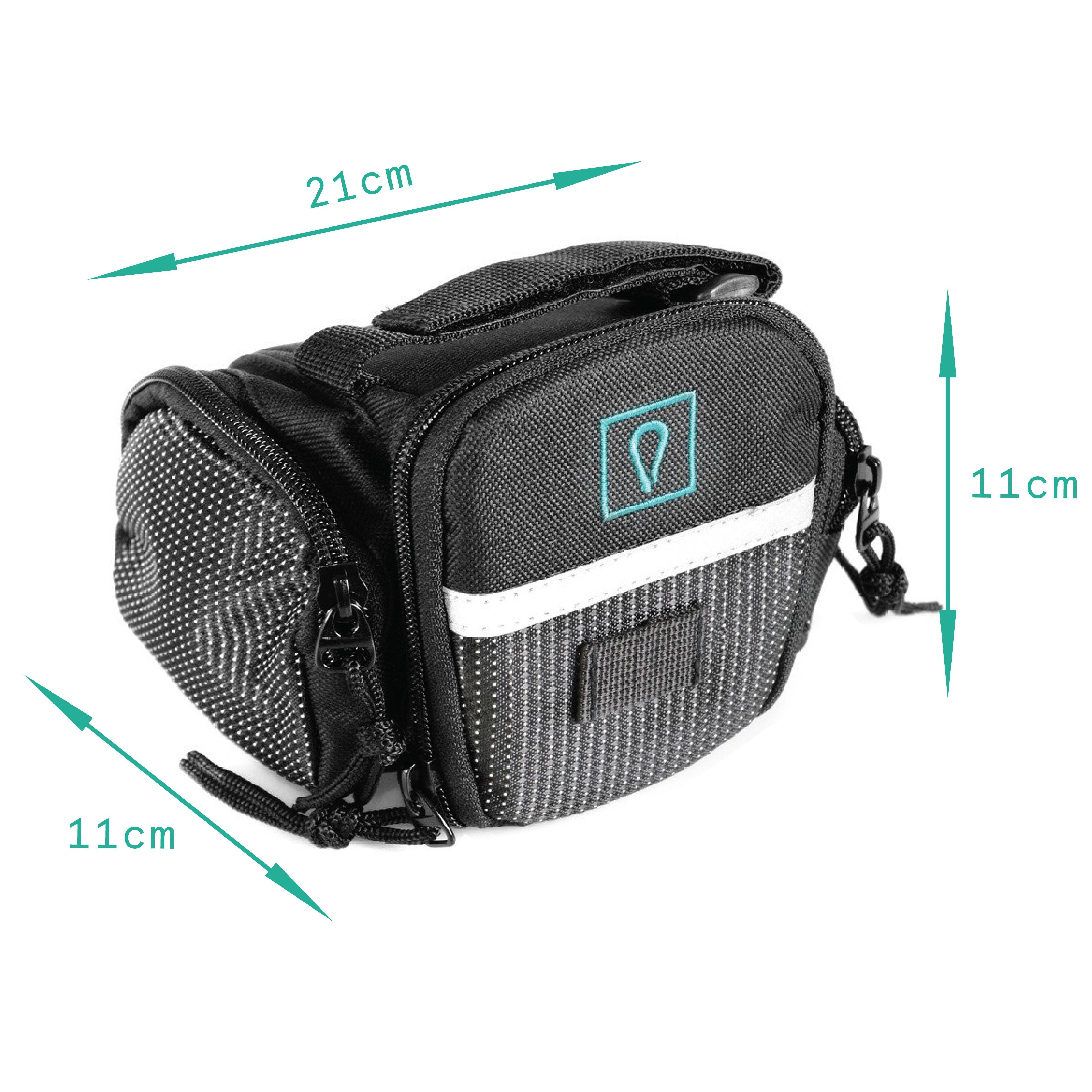 Vincita Co., Ltd. bicycle bag B036 Stash Pack Alien Expand