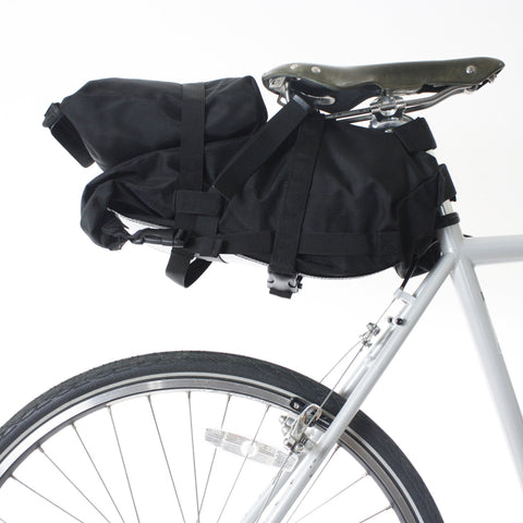 Waterproof Handlebar Bag with KlickFix Adapter for Brompton