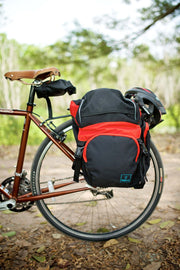 vincitabikebag bicycle bag B060-V Single Pannier Large