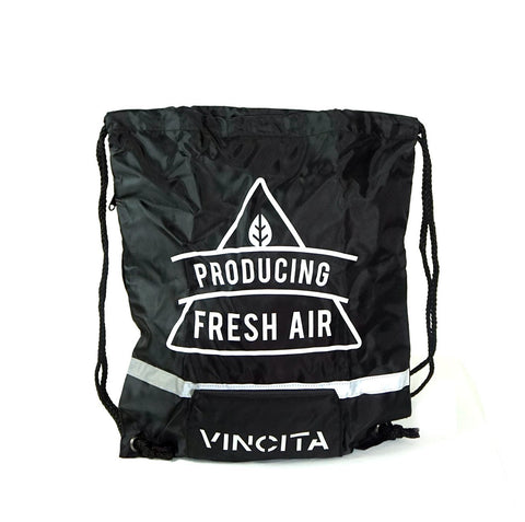 Vincita Co., Ltd. bicycle bag B123 Foldable Pull String Bag