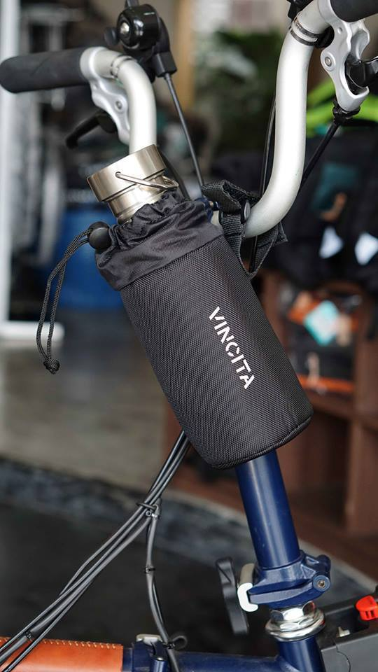 Vincita Co., Ltd. bicycle bag B124 Insulated bottle holder