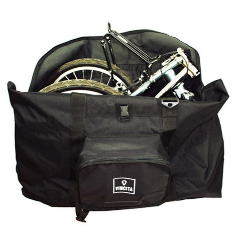 vincitabikebag bicycle bag B131F Transport Bag Folding Bike 20""