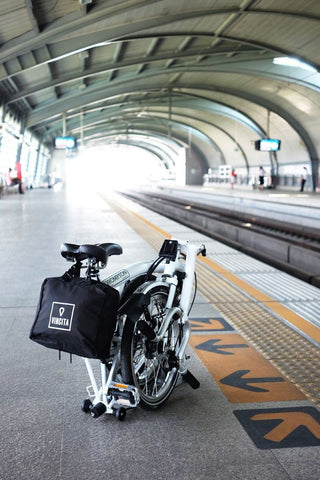 vincitabikebag bicycle bag B131S Transport Bag Folding Bike 16""