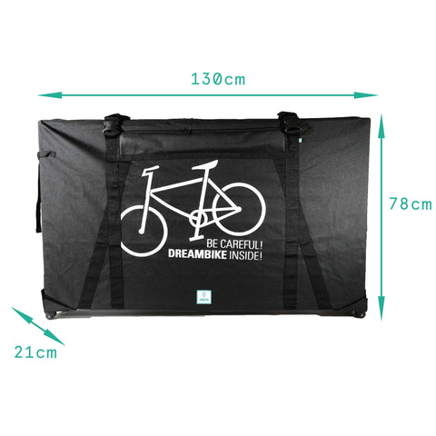 vincitabikebag bicycle bag B144 Transport Box with Wheels