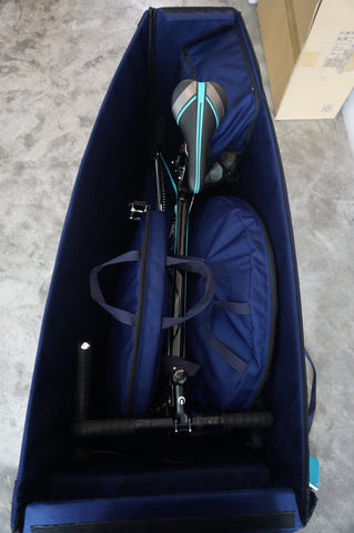 Vincita Co., Ltd. bicycle bag B144X Semi-Hard Case with Wheels