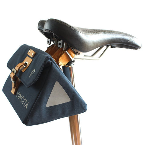 Vincita Co., Ltd. bicycle bag B153T-S Tempo Saddle Bag Small