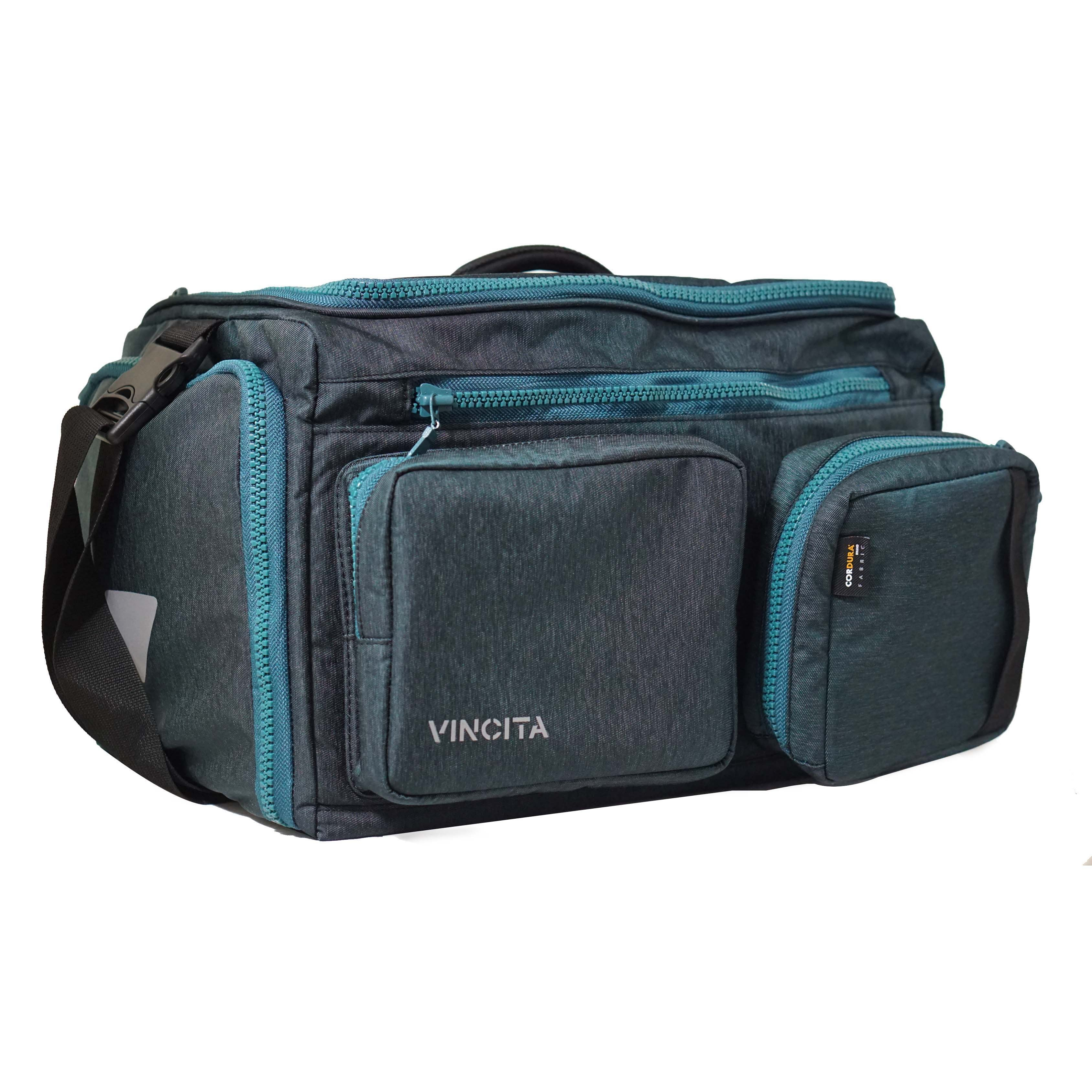 Vincita Co., Ltd. B163-L NORMAN DUFFEL BAG