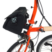 Vincita Co., Ltd. bicycle bag B207AD-S Baby Birch Brompton Front bag KlickFix Adapter