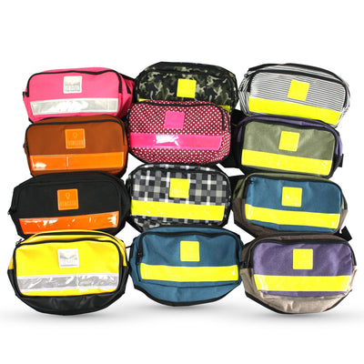 Vincita Co., Ltd. bicycle bag B208M Waist Bag