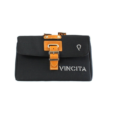 Vincita Co., Ltd. bicycle bag Black B153T-S Tempo Saddle Bag Small