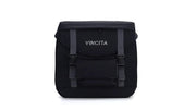 Vincita Co., Ltd. bicycle bag Black SOcity NORM Double Pannier