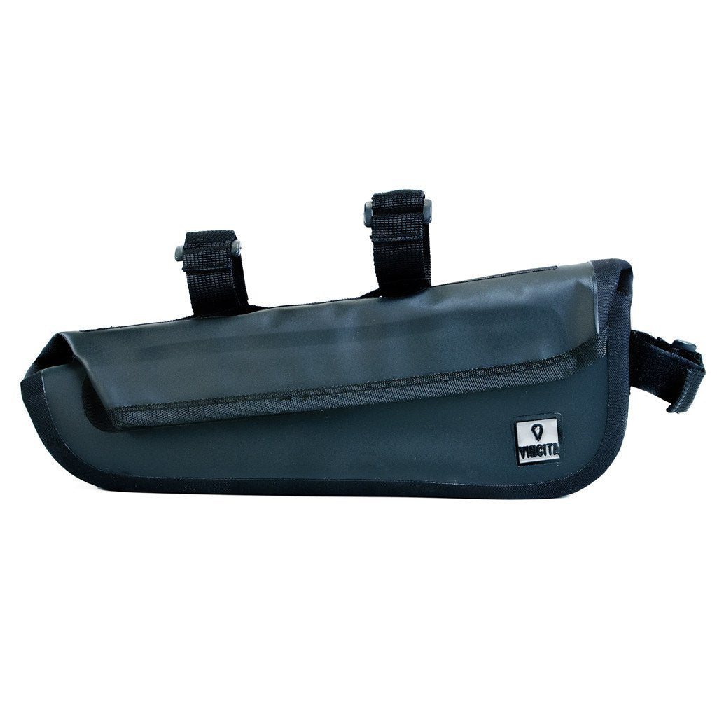 Vincita Co., Ltd. Accessories Black / th B023WP Waterproof Frame Bag