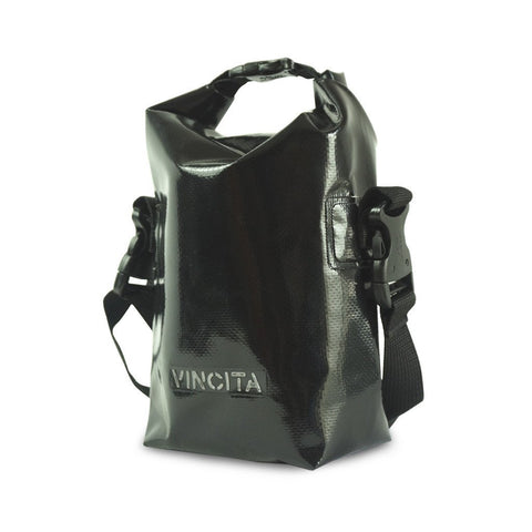 Vincita Co., Ltd. bicycle bag black / th B038WP-S Small Waterproof Bag