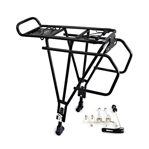 vincitabikebag Racks Black / th C008 Rear Carrier Tour Disc QR