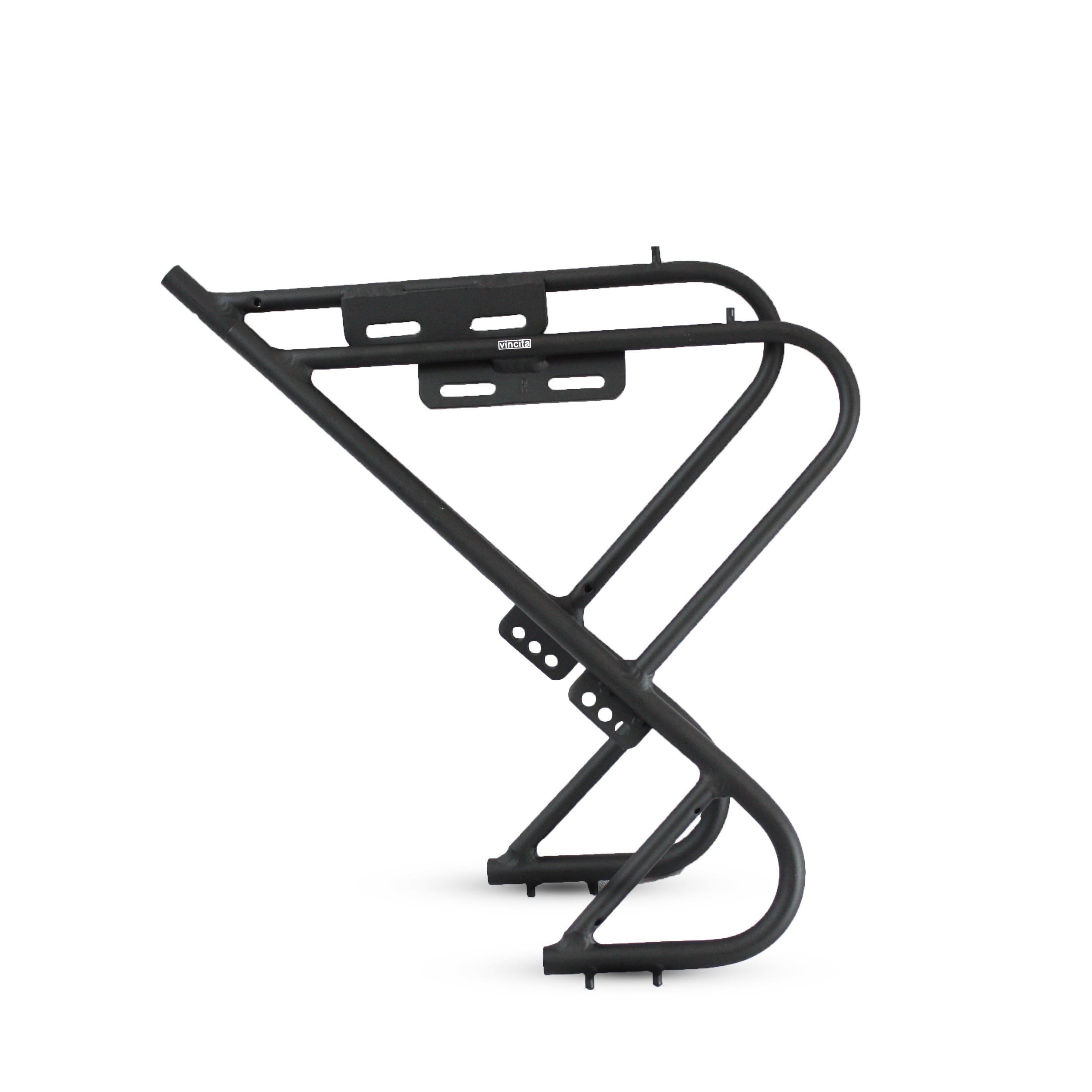 Vincita Co., Ltd. Black / th C013 Low rider bike carrier
