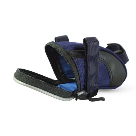 Vincita Co., Ltd. bicycle bag Blue / th B034R Lightweight Saddle Bag