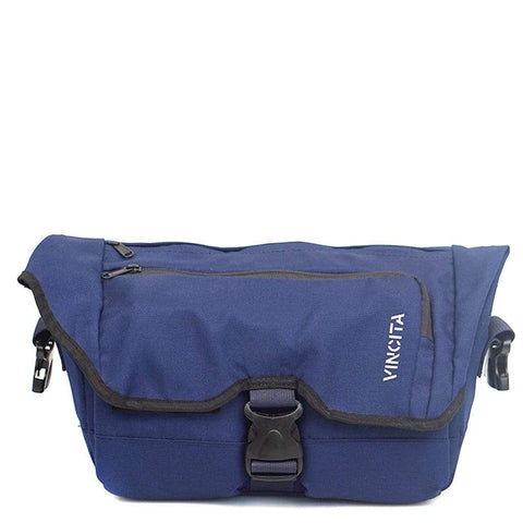 Vincita Co., Ltd. bicycle bag Blue / th Baby Birch Brompton Front bag
