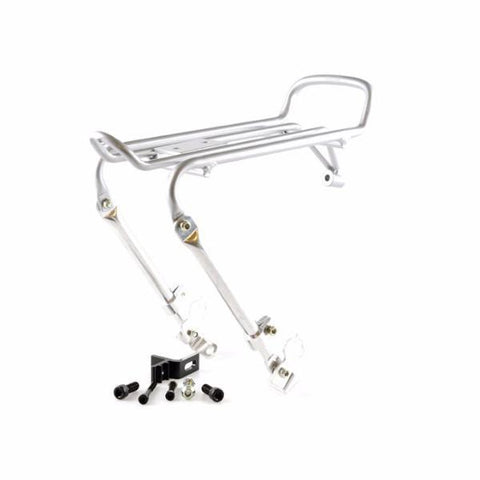 C033 Front Carrier Low Rider Stainless Steel
