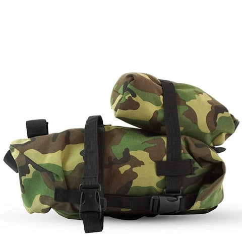 Vincita Co., Ltd. bicycle bag Camouflage / th Bikepacking Saddle Bag