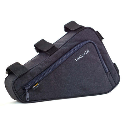 Vincita Co., Ltd. bicycle bag Charcoal grey / th B025BP Strada Bikepacking Frame bag
