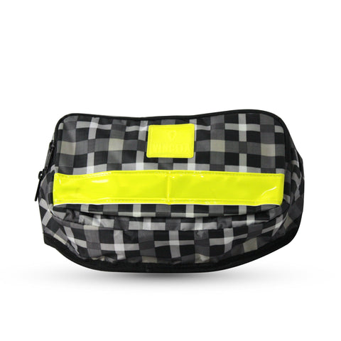Vincita Co., Ltd. bicycle bag Checked / th B208M Waist Bag