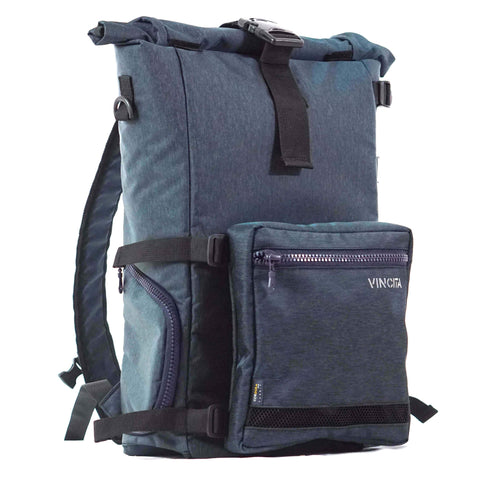 Vincita Co., Ltd. bicycle bag darkslategray Byron Backpack