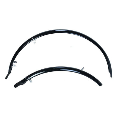 "Vincita Co., Ltd. Accessories F02 Fender for 26""-700C wheel (Standard)"