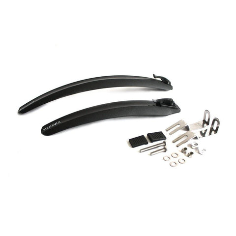 "Vincita Co., Ltd. Accessories F06 Quick Release Mudguard for 20"" folding bike"