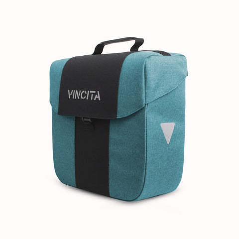 Vincita Co., Ltd. bicycle bag Faded Turqouise / th B074U Bob Single Pannier