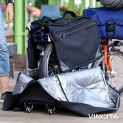 vincitabikebag Accessories Garment bag for folding bike transport bag