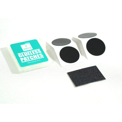 Vincita Co., Ltd. GLUELESS PATCH KIT