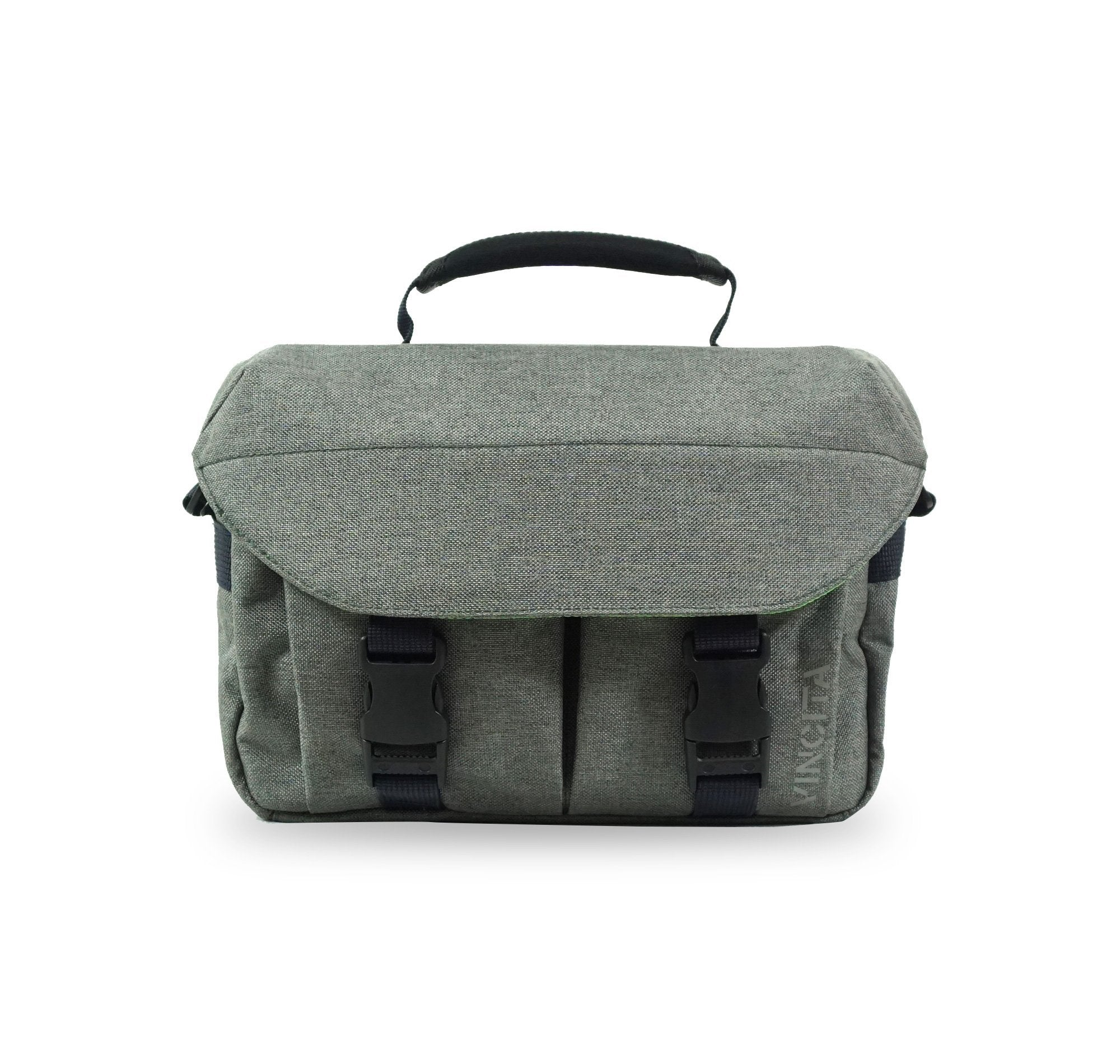 Vincita Co., Ltd. bicycle bag Gray / th B018D LUCAS BROMPTON/DAHON FRONT BAG